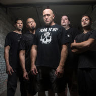 indestructible noise command - full band -terrible things